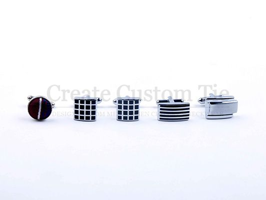 Custom classic men cufflinks