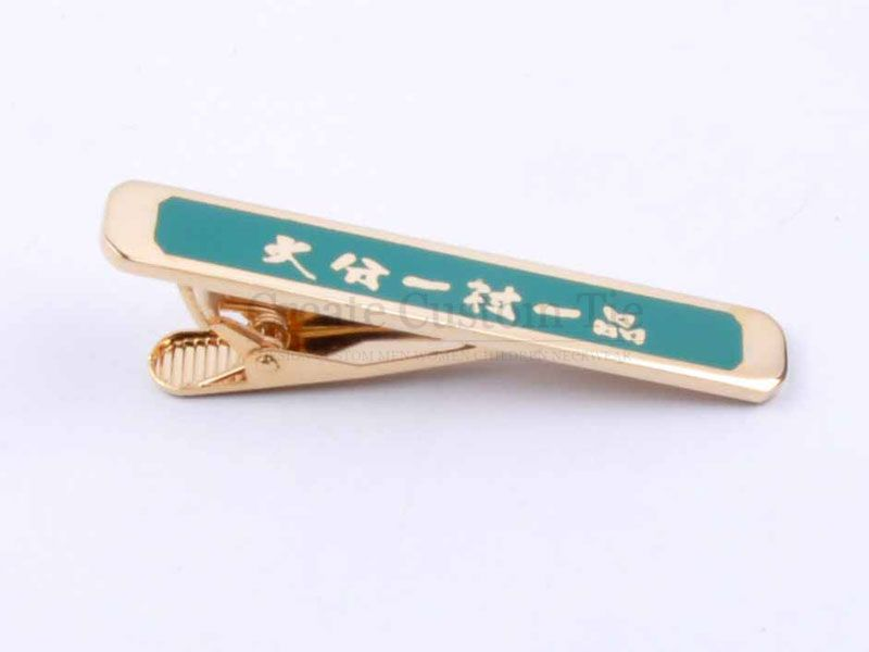 Custom men tie pin